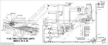 86 Ford F350 Dump Truck - ford truck technical drawings and schematics section h wiring