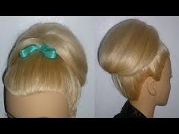 Hochsteckfrisurenen Selber Machen Mit Donut by Festliche Frisuren Hochsteckfrisur Hochzeit Abiball Frisur Hair