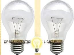 how thomas edison came to invent the light bulb description of