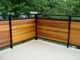 deck privacy fence panels 28 images aluminum guard railings