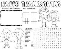 thanksgiving worksheets kindergarten worksheets for all