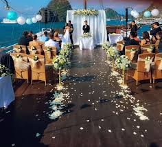 cruise wedding wedding cruises in halong bay bhaya classic