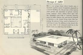 Mid Century Modern Ranch House Plans Mid Century Modern House Plans U2013 Modern Bear