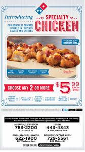 domino s dominos pizza auburn maine menu menusinla lewiston auburn