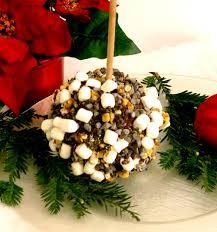 jumbo christmas rocky road chocolate caramel apple california