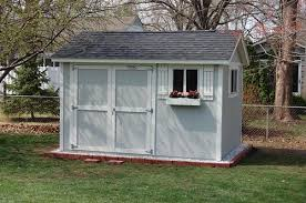 it u0027s time for a new shed paint time whats your vote