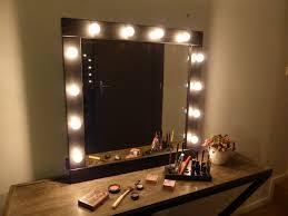 Lighted Vanity Mirrors Broadway Lighted Vanity Mirror Design Doherty House Broadway