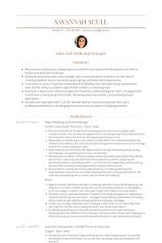 Brand Manager Resume Sample by Events Manager Resume Samples Visualcv Resume Samples Database