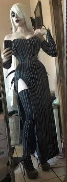 skellington costume best 25 skellington costume ideas on