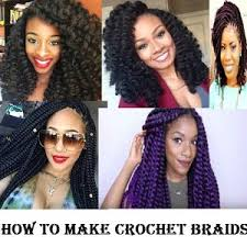 different styles or ways to fix human hair how to fix crochet braids android apps on google play