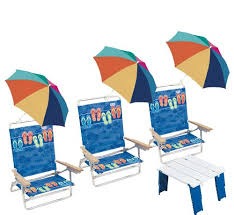 rio folding beach table how to fix set of 3 rio high back beach chair 5 position layflat