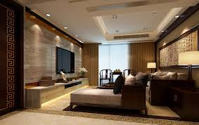 interior design of high end chinese living room contemporary