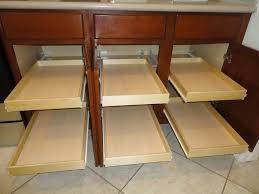 Kitchen Cabinet Pull Out Shelves by Shelfgenie Alternatives Slide Out Shelves Llc