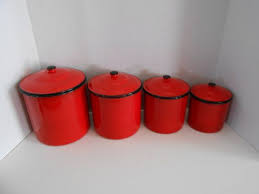 enamel kitchen canisters 255 best kitchen canisters images on kitchen canisters