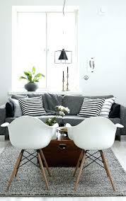 déco coussin canapé coussin canape gris canape deco deco nordique et tapis gris avec