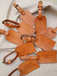 best 25 luggage tags wedding 25 unique leather luggage tags ideas on leather