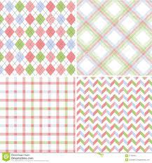 Fabric Patterns by Seamless Fabric Patterns Stock Image Image 31788481