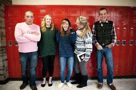 an ugly sweater kind of day linden high students dress