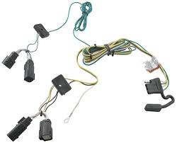 trailer wiring harness installation 2014 ford flex video