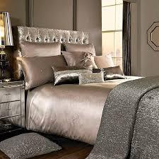 Debenhams Bed Sets Minogue At Home Taupe Embellished Miriana Bedding Set At