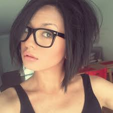 bob hairstyles for glasses shoulder length bob love the glasses too hairstyle pinterest