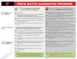 Home Depot Competitor Coupon Policy by Beginner Guide Canadian Store Coupon U0026 Price Matching Policies