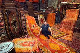 galerie teppich teppiche die kunst des knüpfens merian
