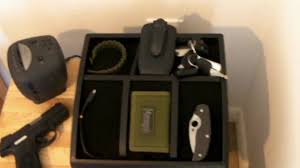 gear review nightstand valet the edcr u0027s best friend youtube