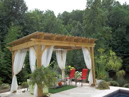 Plants For Pergola by Pergolas Look Light And Airy But Can Do Some Heavy Lifting