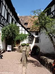 wartburg the wartburg thieves saints and legends castlephile travels