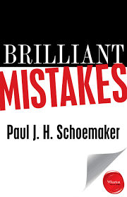 brilliant mistakes finding success on the far side of failure