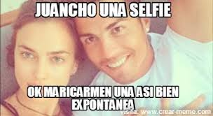 Meme Selfie - meme selfie memes en internet crear meme com