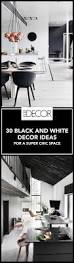 Black And White Chair by 30 Best Black And White Decor Ideas Black And White Design