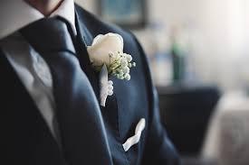 boutonniere mariage boutonnière accessoire homme pour mariage traditionnel