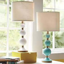 Girls Bedroom Table Lamps Tilda Bubble Table Lamp Pbteen
