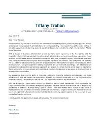 tiffany cover letter pdf