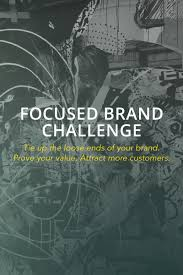 Challenge Do You Tie The End Focused Brand Challenge Horton Brand Strategy