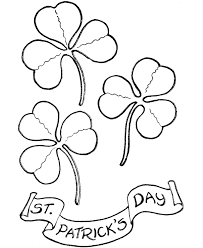 bluebonkers st patrick u0027s day coloring page sheets 18