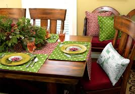 fascinating christmas dinner table decoration ideas with yellow