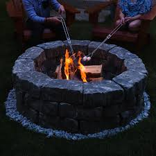 Backyard Campfire Diy Backyard Fire Pit Build It In Just 7 Easy Steps
