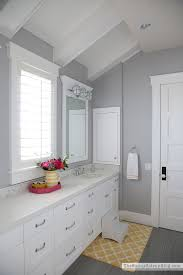 Favorite Bathroom Paint Colors - best grey paint colors for bathroom with color scheme ideas for