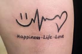 love life tattoo designs