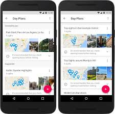 Map My Walk Route Planner by Google Trips Is A Killer Travel App For The Modern Tourist The Verge