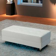 modular sectional bench ottoman
