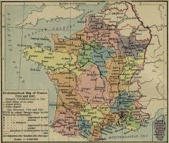 Map Of Belgium And France by