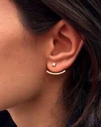 front and back earrings 25 legjobb ötlet a következőről front back earrings a pinteresten