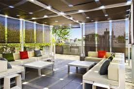 Outdoor Living Plans by Outdoor House All Made Fromm Bamboo Material Outdoor Living Room
