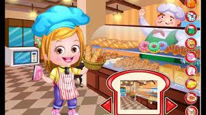 Baby Hazel Room Games - baby hazel games as baker dressup u2013 kid games youtube