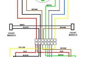 semi trailer wiring diagram efcaviation com