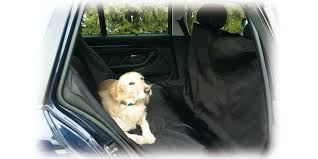 protection siege auto arriere couverture de protection pour animaux pour banquette arriere de